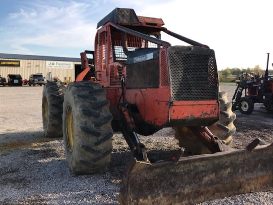 240A Timberjack Cable Skidder in Elkton, KY, USA