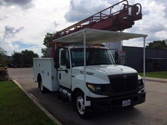 2012 International Terrastar Sign Trucks For Sale in Sarasota, FL, USA