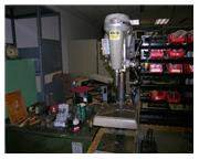 Drill Press, Craftsman, Bench Type