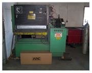 """40"""" Timesaver,Dry,New Conveyor Belt,Guages,Air Lines"""