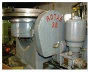 "36"" dia. MACHINE PRODUCTS, ROTAB,"