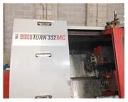 2000 EMCO 332MC TWIN SPINDLE
