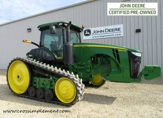 2013 John Deere 8360RT in