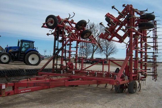 1994 Wil-Rich 3400 in Bancroft,