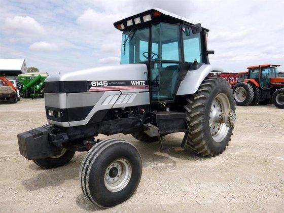 1993 AGCO White 6145 in