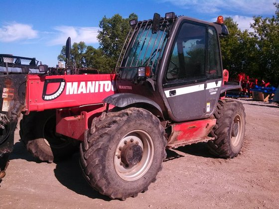 2004 Manitou MLT940 in Chilton,