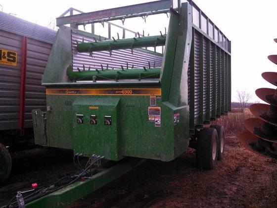 2011 Gruetts 6900 in Chilton,