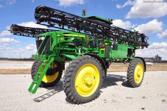 2012 John Deere 4730 in