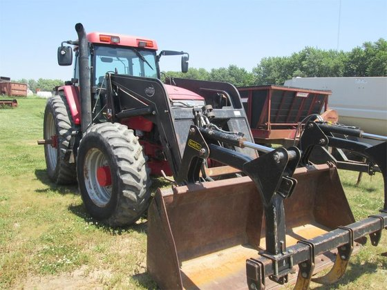 2002 McCormick MTX175 in West