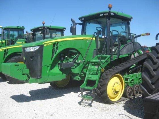2012 John Deere 8335RT in