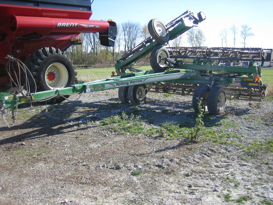 Unverferth ROLLING HARROW 1225 in