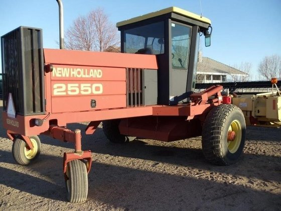 1996 New Holland 2550 in