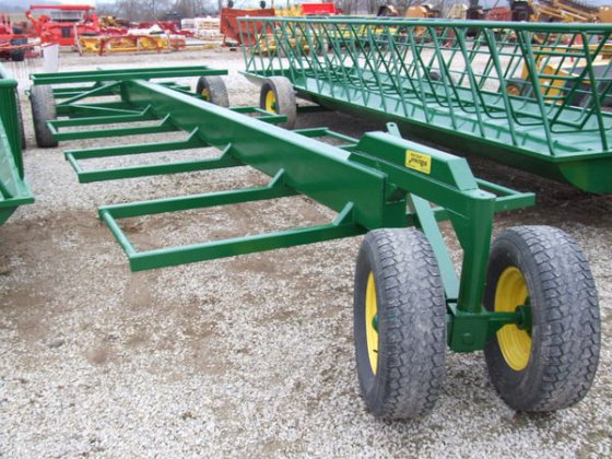 Stoltzfus 8 Bale carriers in