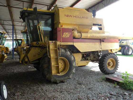 1992 New Holland TR96 in