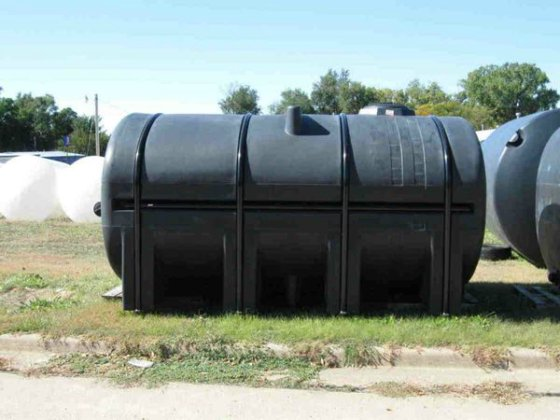 Ace Roto-Mold Poly Tanks in