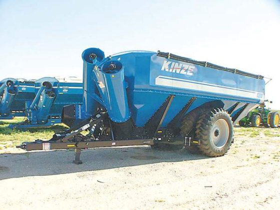 Kinze 1300 in Liberal, KS