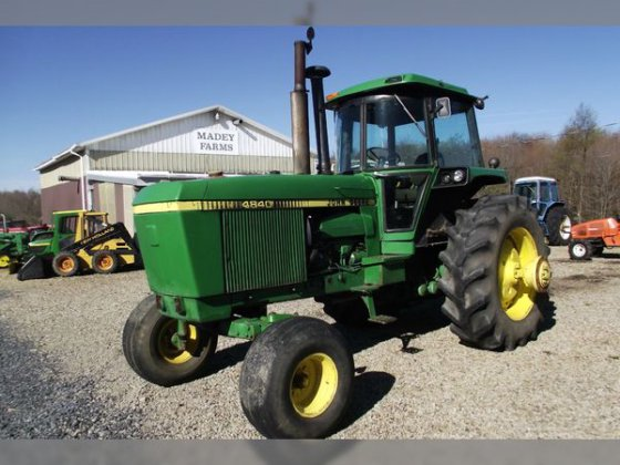 John Deere 4840 in Windber,
