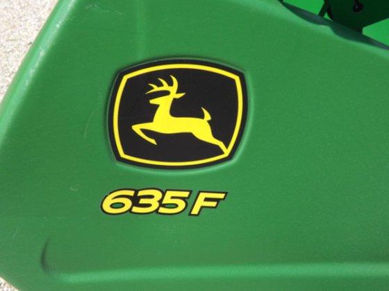 John Deere 635F in Bluffton,