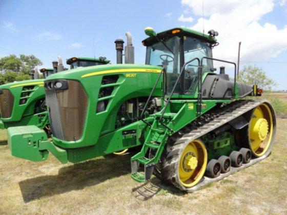 2010 John Deere 9630T in
