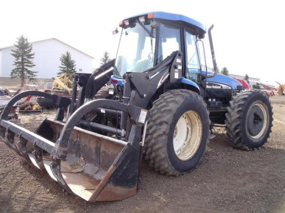2006 New Holland TV145 in