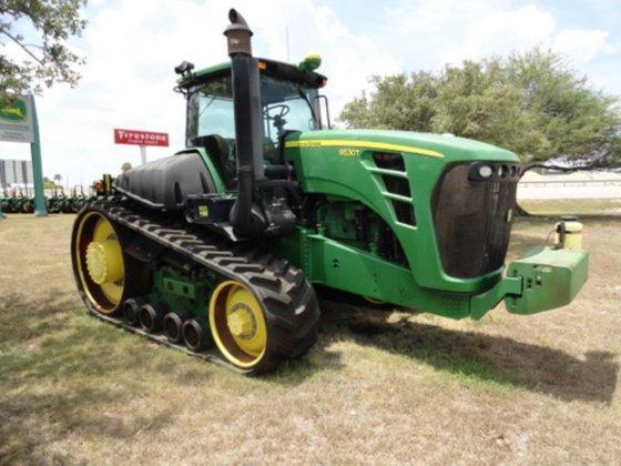 2009 John Deere 9530T in