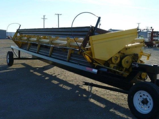 1993 New Holland 971 in