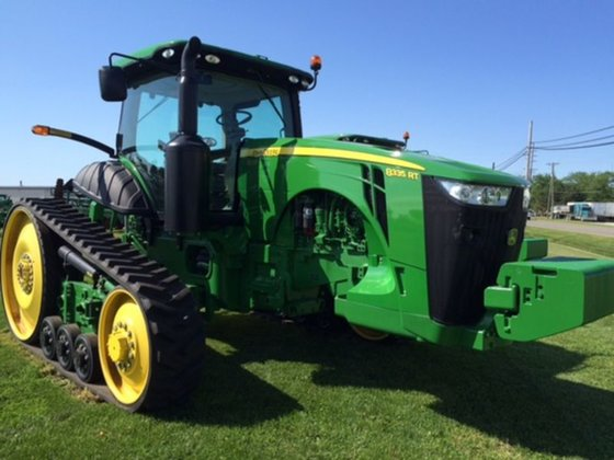 2012 John Deere 8335RT in