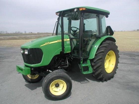 2007 John Deere 5525 in
