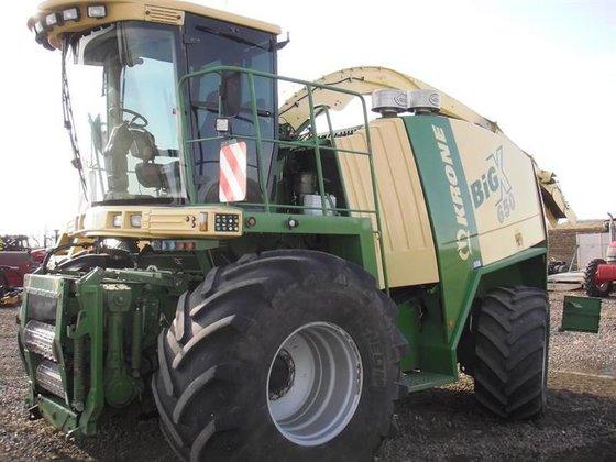 2007 Krone Big X 650