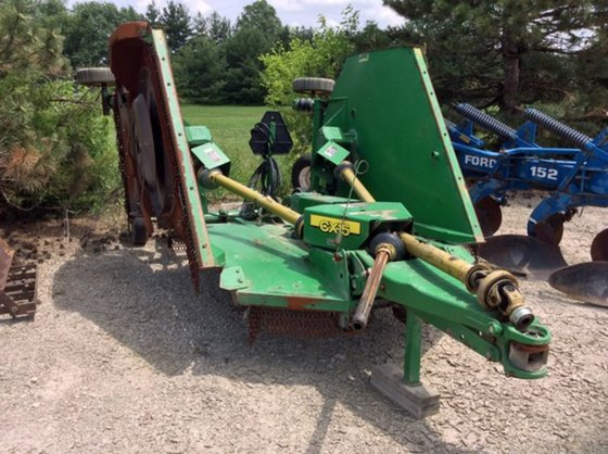 2009 John Deere CX15 in