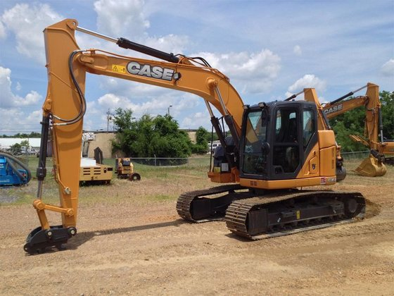 2013 Case CX145C in Paducah,