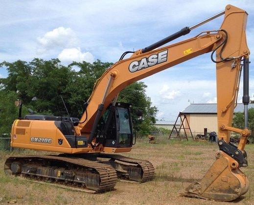 2014 Case CX210C in Paducah,
