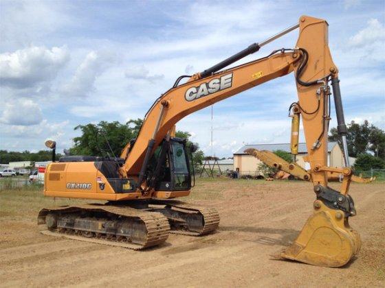 2013 Case CX210C in Paducah,