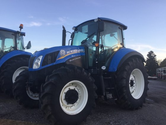 2015 New Holland T5.115 in