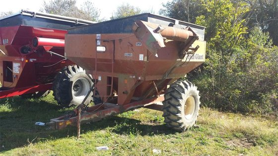 1991 Sukup 450 in Rayville,