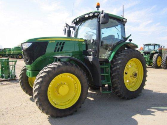 2012 John Deere 6170R in
