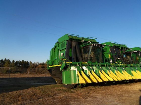 2012 John Deere 7760 in