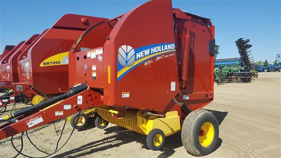 2013 New Holland ROLL-BELT 450