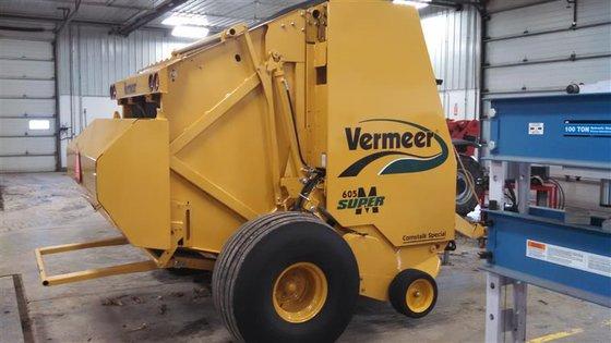 2012 Vermeer Mfg. Co. 605
