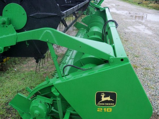 John Deere 218 in Wilmington,