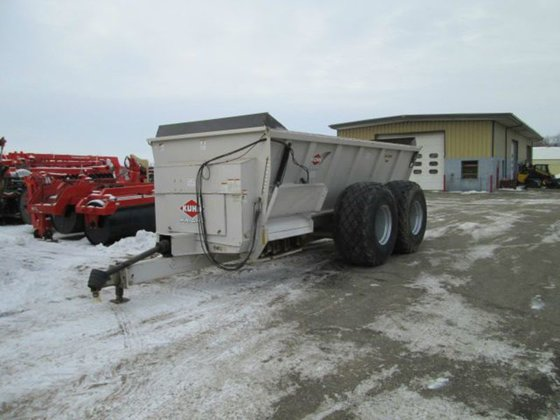 2011 Kuhn Knight 8141 in
