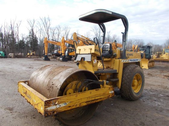 1996 BOMAG BW172D-2 in Bardstown,