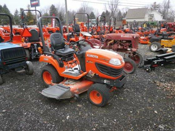 2012 Kubota BX2660 in Carleton,