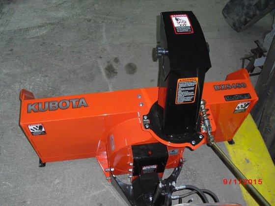 Kubota BX5450 in Newburg, WI