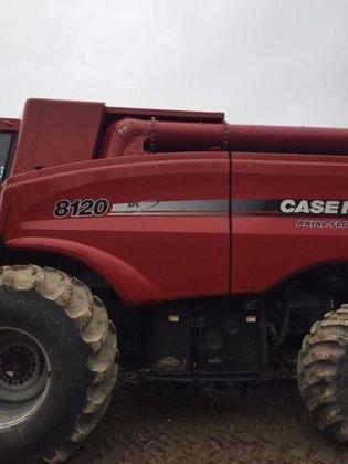 2009 Case IH 8120 in