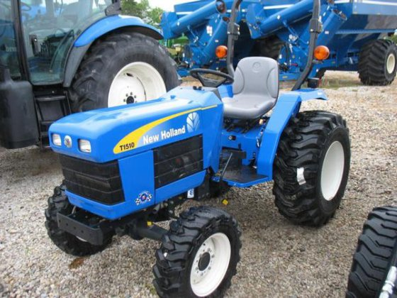 New Holland T1510 in Harlan,