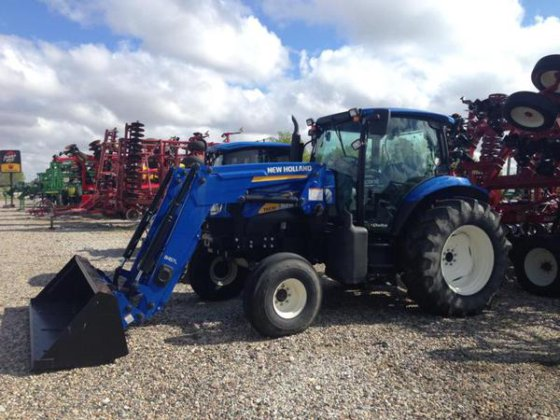 New Holland T6030 in Harlan,