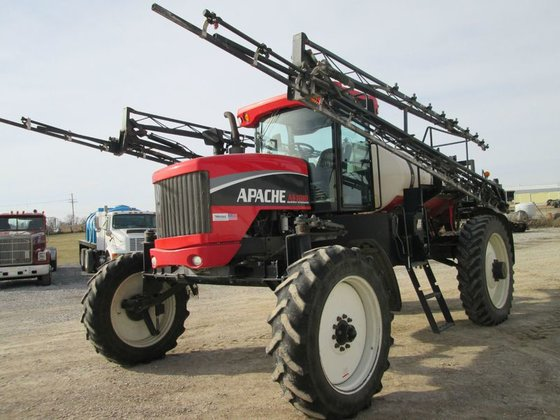 2010 Apache AS1010 in Marshall,
