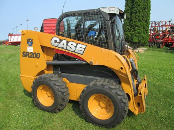 2011 Case SR200 in Waunakee,