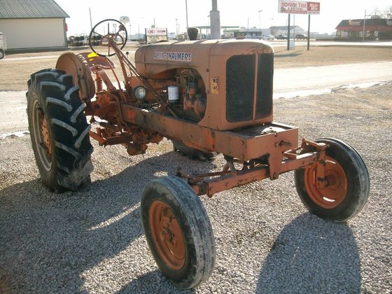 1955 Allis-Chalmers WD45 in Monroe